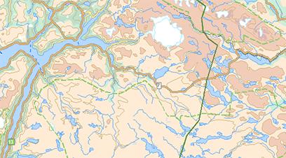 kart over vannkraftverk i norge Vannkraft   NVE kart over vannkraftverk i norge