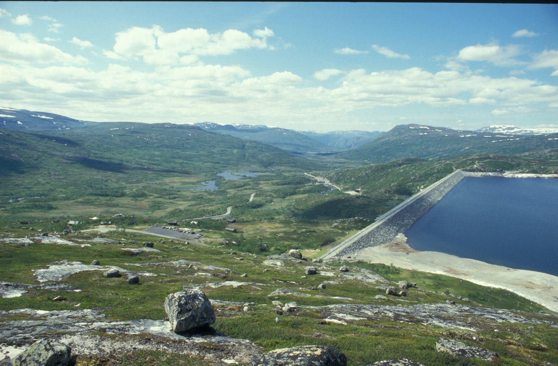 Sysendammen, Eidfjord
